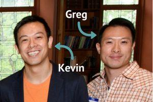 Greg Wong & Kevin Wong