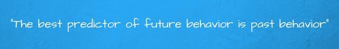 Future Behavior