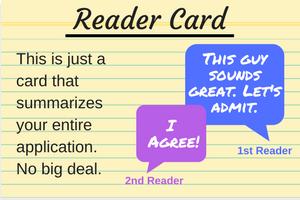 Reader Card