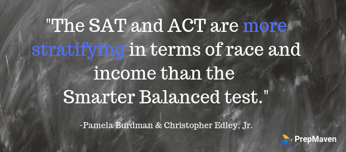 SAT and ACT: Should They Replace State Assessments?