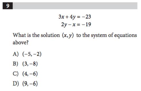 SAT Math: Advanced Math