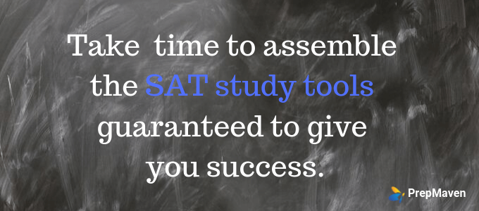 Create an SAT Study Plan