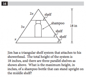 SAT Geometry_Similar Triangles