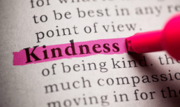 Kindness and Success