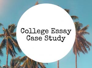 PrepMaven's College Essay Case Study