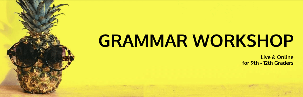 Essential Grammar Rules Workshop