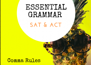 Comma Rules_SAT and ACT Grammar