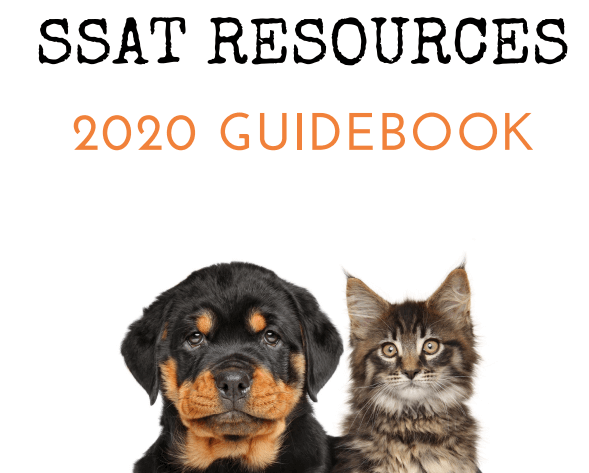 SSAT Resources_Guidebook