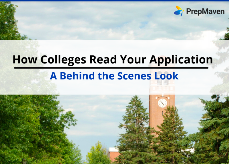 What College Admission Officers Look For
